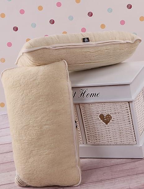 Cuscini In Lana Merinos.Merino Wool Bedding 2 Due X 100 Pura Lana Merino Cuscino Two