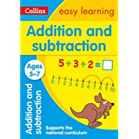 Addition and Subtraction Ages 5-7: Ideal for Home Learning
