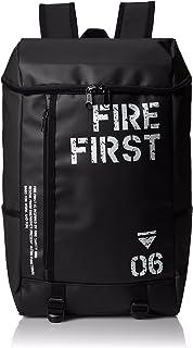 c384bdddc0e5 Amazon   [ファイヤーファースト]FIREFIRST リュックサック ラウンド ...