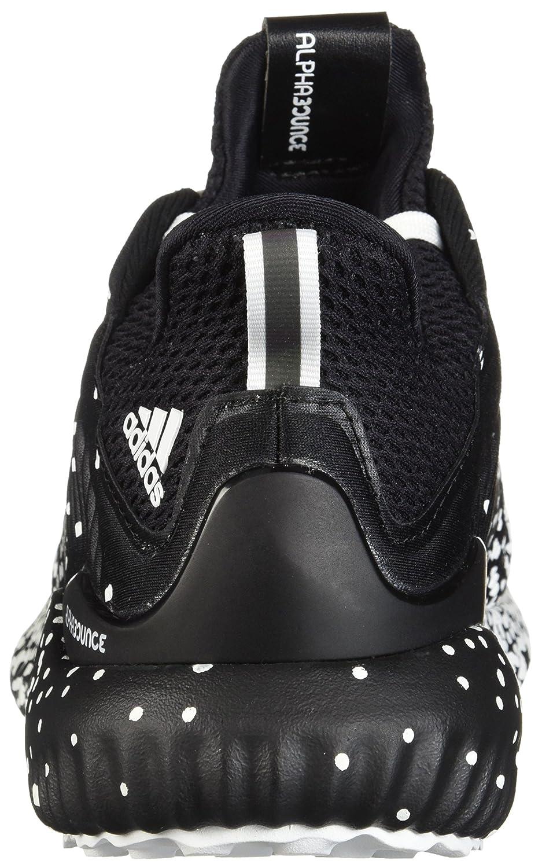 adidas B0711QXW8R Women's Alphabounce 1 W B0711QXW8R adidas 10 B(M) US|Core Black/White/White 886eb9