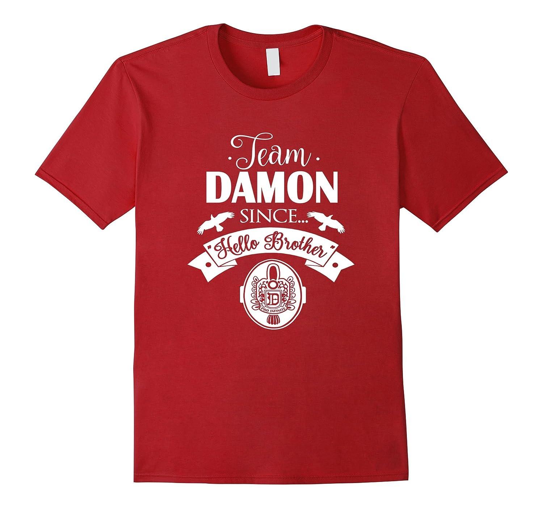 0d143d2b8480 Team Damon Since Hello Brother Damon Salvatore TVD-TD – Teedep