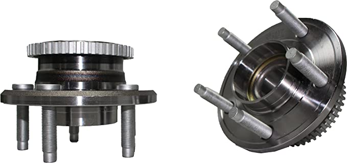 For 2010-2014 Ford Mustang RWD 513221 Front Wheel Hub Bearing Assembly 5 Stud