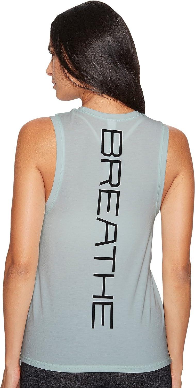 509d759e75061 Amazon.com : New Balance Women's Graphic Layering Tank Top, Large, Athletic  Grey : Clothing
