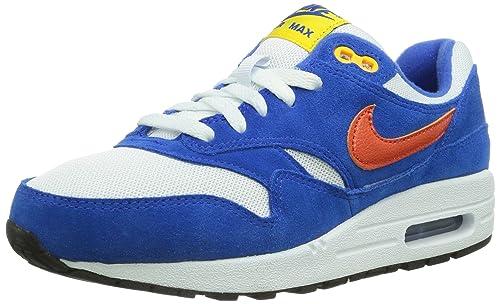 caea606477054f Nike Air Max 1 Gs 555766 Unisex-Kinder Low-Top Sneaker  Amazon.de ...