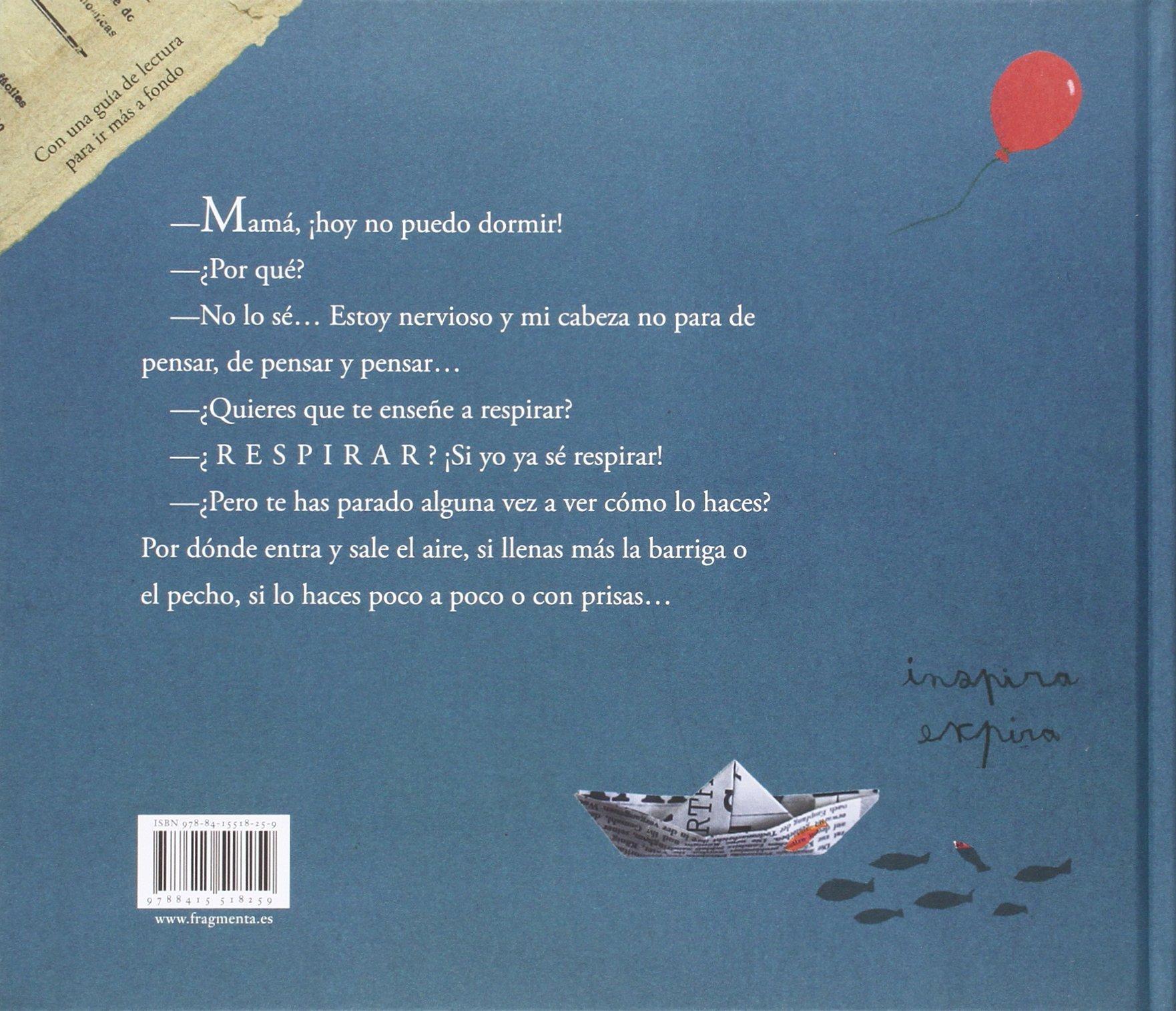 Respira (Pequeño Fragmenta): Amazon.es: Inês Castel-Branco ...