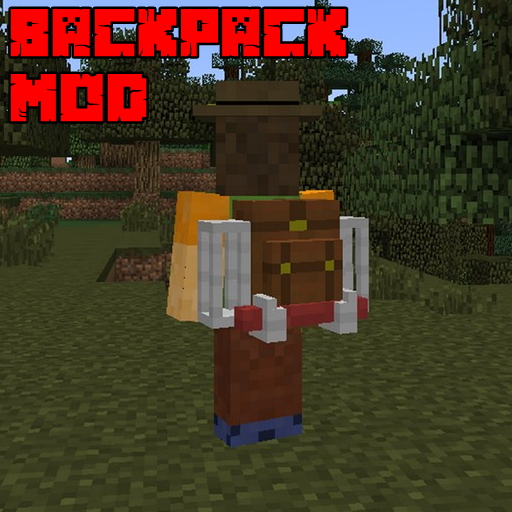 Mod: Backpack Mods