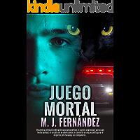 Juego mortal: (Serie inspector Salazar 02) Novela negra española (Serie del inspector Salazar nº 2)