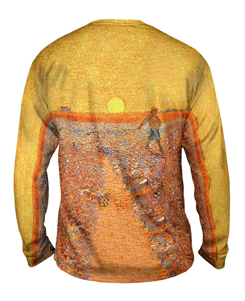 1888 -TShirt- Mens Long Sleeve Yizzam- Vincent van Gogh The Sower
