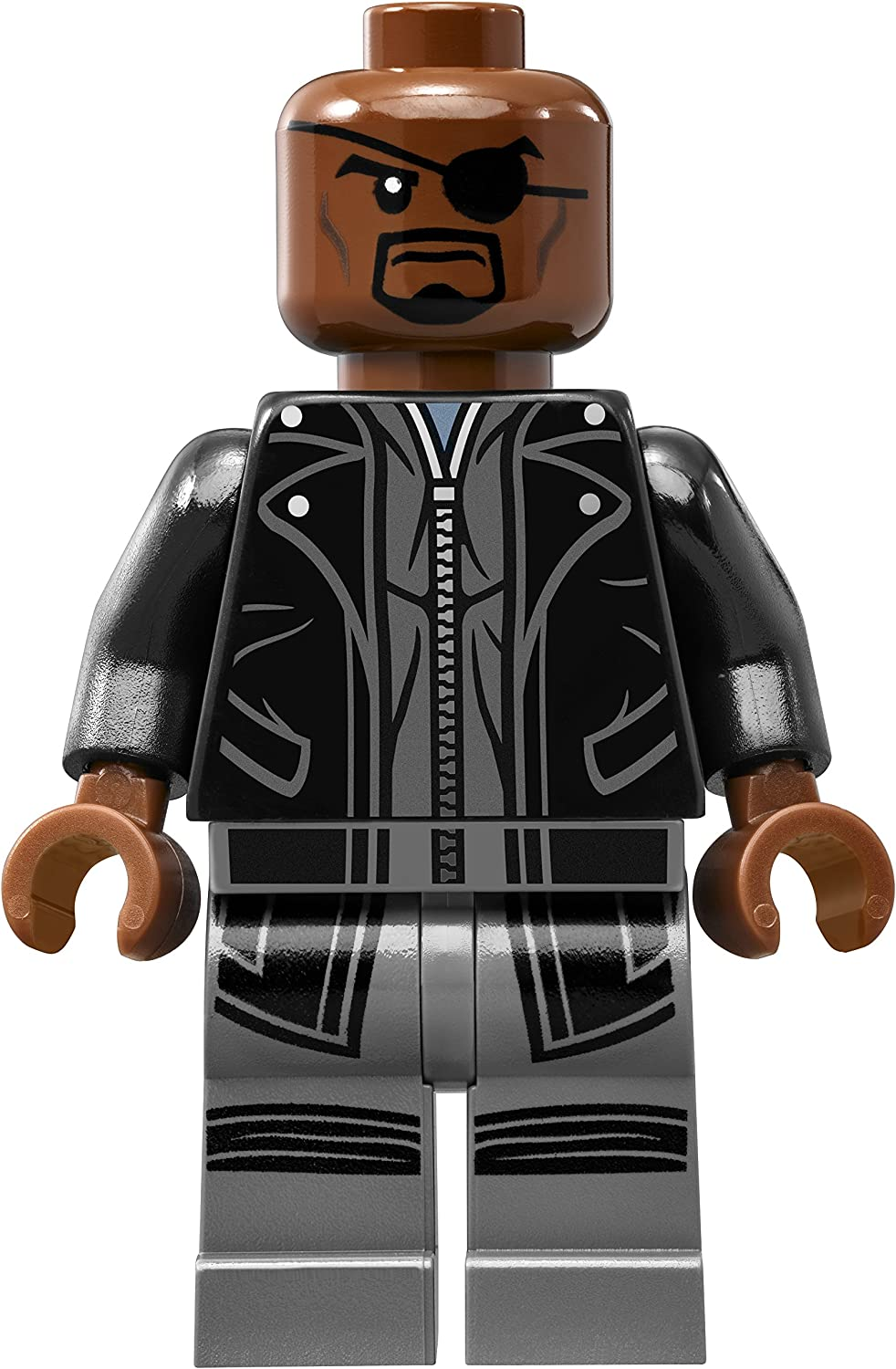 LEGO Marvel Super Heroes S.H.I.E.L.D. - Nick Fury in Black Suit (76042)
