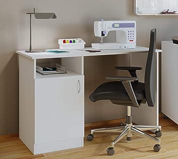 VCM Máquina de Coser Mesa Armario costurero nähtischchen Secreter Escritorio nesas: Amazon.es: Juguetes y juegos