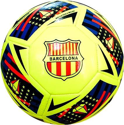 Balón de fútbol Barcelona 2018-2019 de alta calidad, tamaño 5,4,3 ...