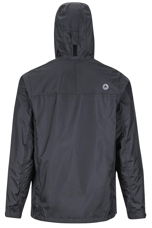 4ae60a818 Marmot 41200X-001-8 Precip Jacket - Black