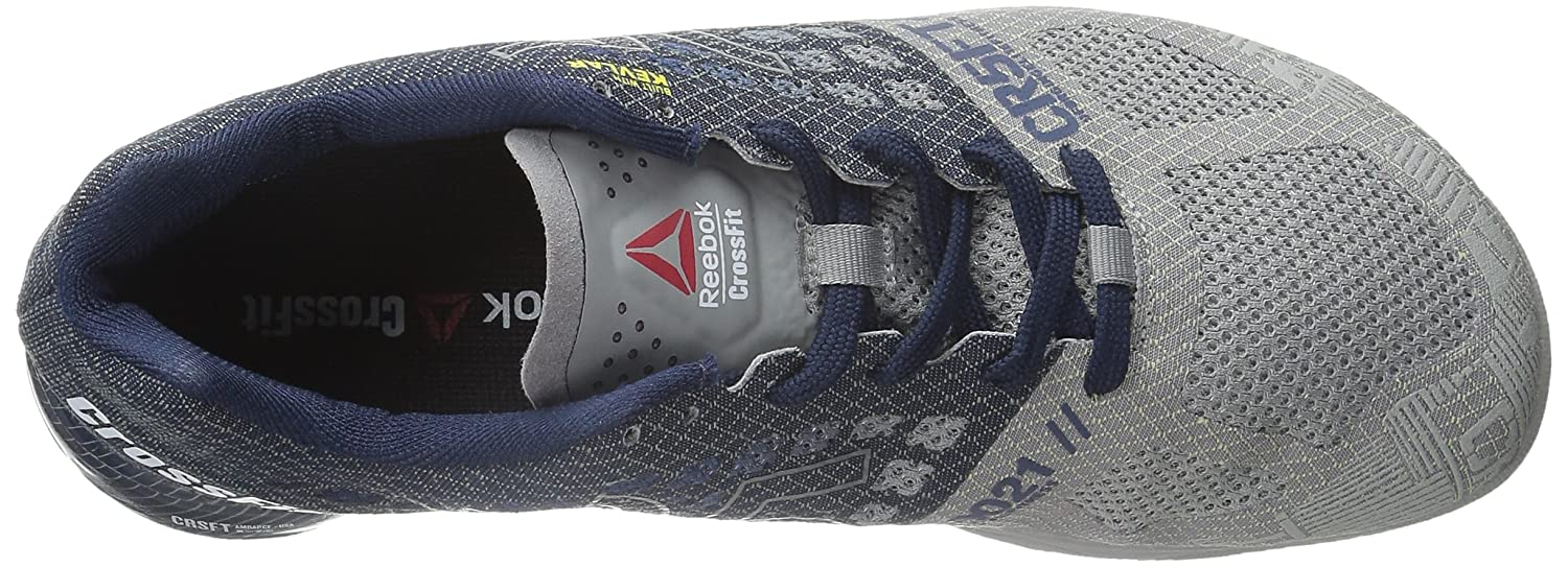 can you run in reebok nanos