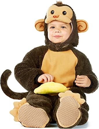 Spooktacular Creations Baby Monkey Costume Deluxe Set
