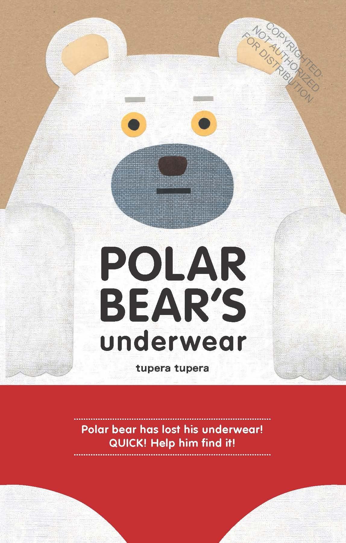 Polar Bears Underwear Tupera product image