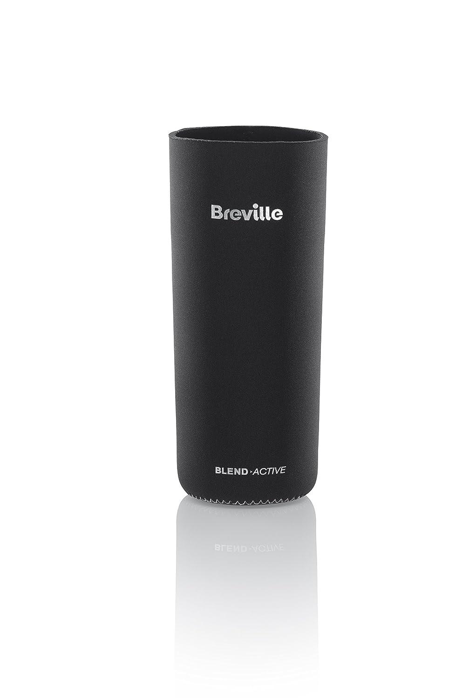 Breville VBL120X-01 Blend Active Pro Blender 300 W 0,5 L Noir Laqu/é et Inox