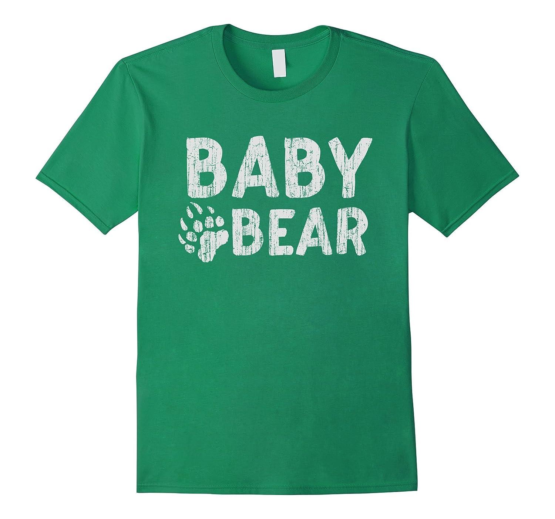 Baby Bear Family T Shirt - Mummy Daddy Parents Fun Tee-RT