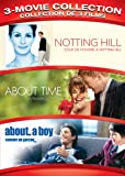 3- Movie Collection (About Time / About a Boy / Notting Hill) (Bilingual)