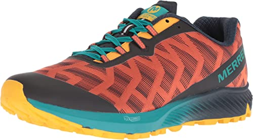 Merrell Agility Synthesis Flex, Zapatillas de Running para Asfalto para Hombre, Rojo (Wrasse), 46.5 EU: Amazon.es: Zapatos y complementos