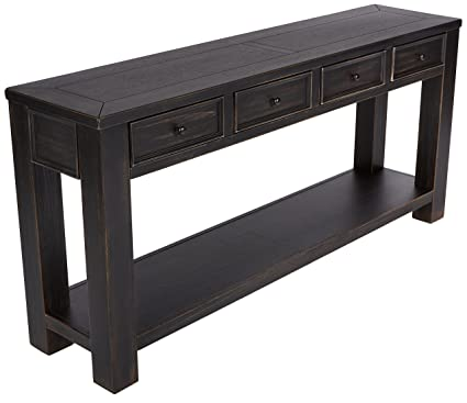Amazon Com Ashley Furniture Signature Design Gavelston Sofa Table