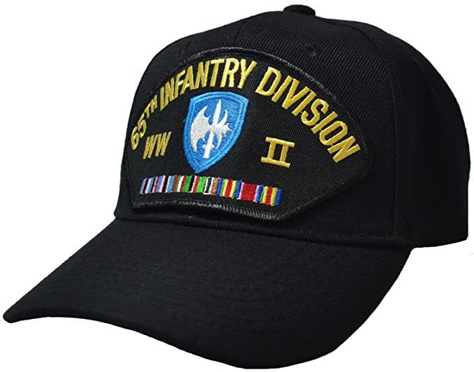 65th Infantry Division WWII Veteran Cap At Amazon Mens Clothing Store