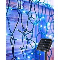 OxyLED Solar String Lights Outdoor, 72ft 200 LED Solar Led Fairy String Light Solar Powered, Decorative Lights…