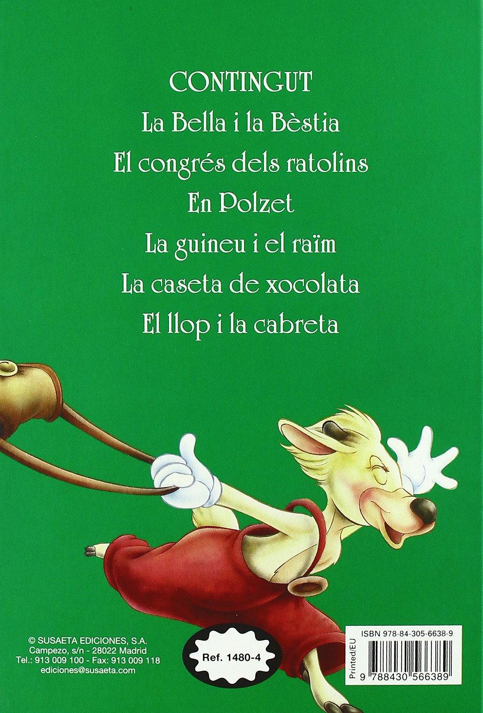 MES CONTES I FAULES - 4: Susaeta Ediciones: 9788430566389: Amazon.com: Books