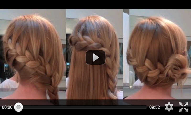Amazon.com: Hairstyles Videos Steps: Appstore for Android