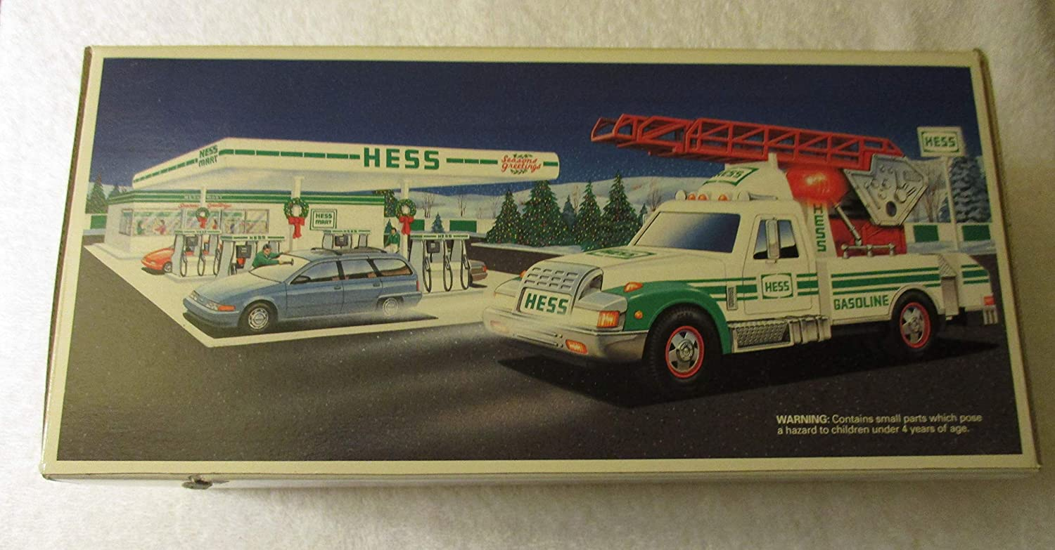 1991 Hess Truck In Original Box MINT condition