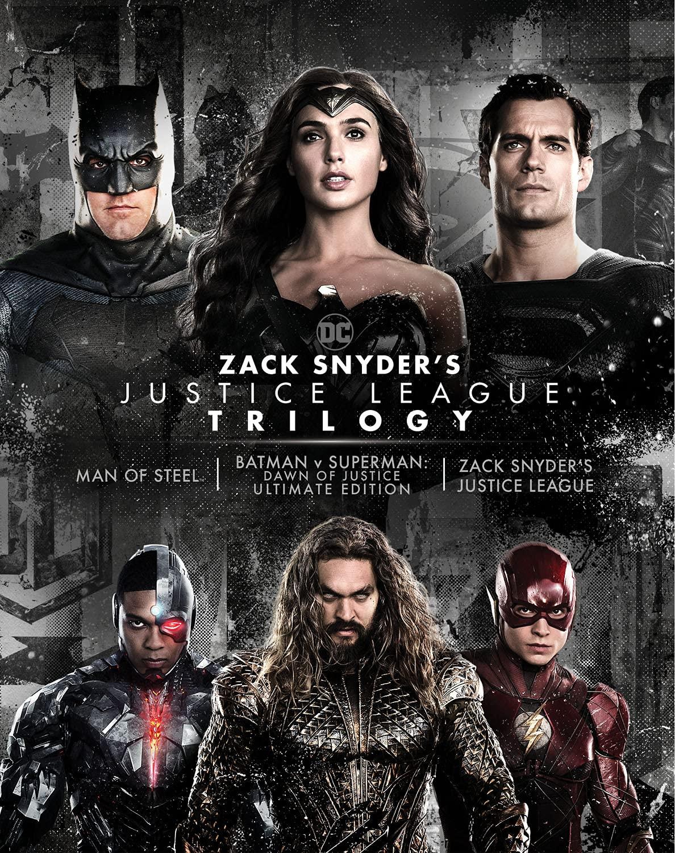DC Comics: Batman, Superman, Wonder Woman... Zack Snyder's Justice League. - Página 19 81NJsSaa-tS._SL1500_