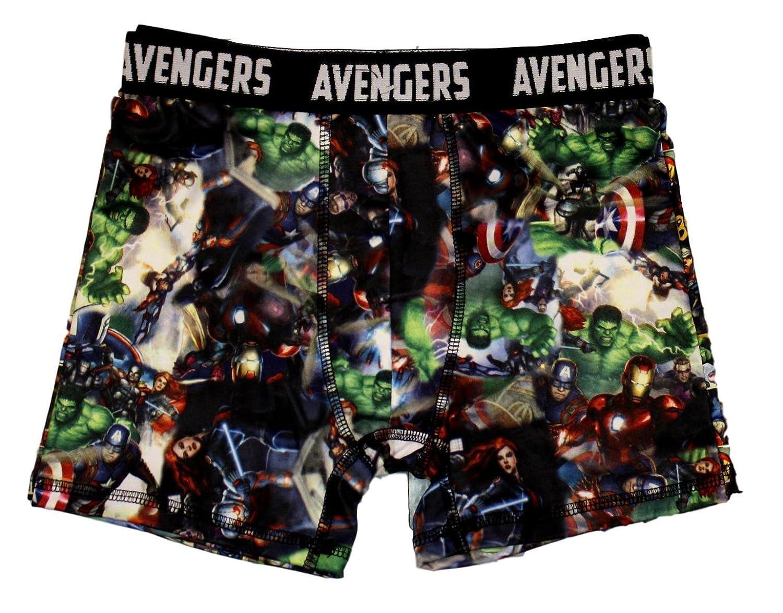 Marvel Comics Avengers 2 Pack Boxer Briefs
