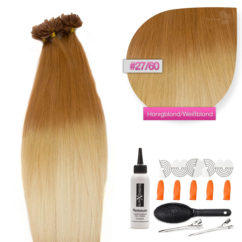 Keratin Bonding Hair Extensions 100 Remy Human Hair