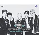 "The 3rd Concert ""SHINee World III in Seoul"" (2DVDs + フォトブック)(韓国盤)"