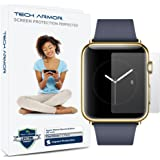 Apple Watch Glass Screen Protector, Tech Armor Premium Ballistic Glass Apple Watch (42mm) Screen Protectors [2]