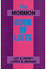 The Mormon Book of Lists Kindle Edition