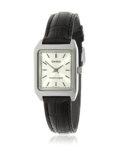 844069d07b15 Casio Reloj con Movimiento Cuarzo japonés Woman Ltp-V007L-7E1 22.0 mm   Amazon.es  Relojes