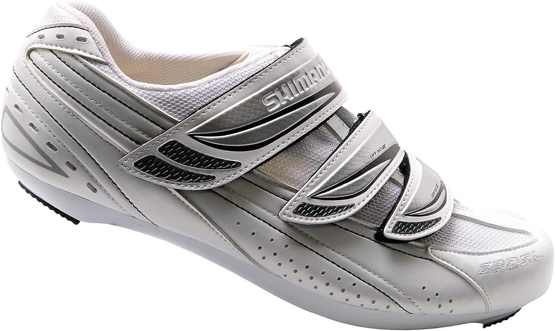 Shimano - Zapatillas de ciclismo para mujer, color blanco, talla ...