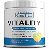 Exogenous Ketones - Ketogenic Diet BHB Salts Supplement - Lean Ketosis for Weight Management - 259 Grams - Lemon Lime(Super Charged)
