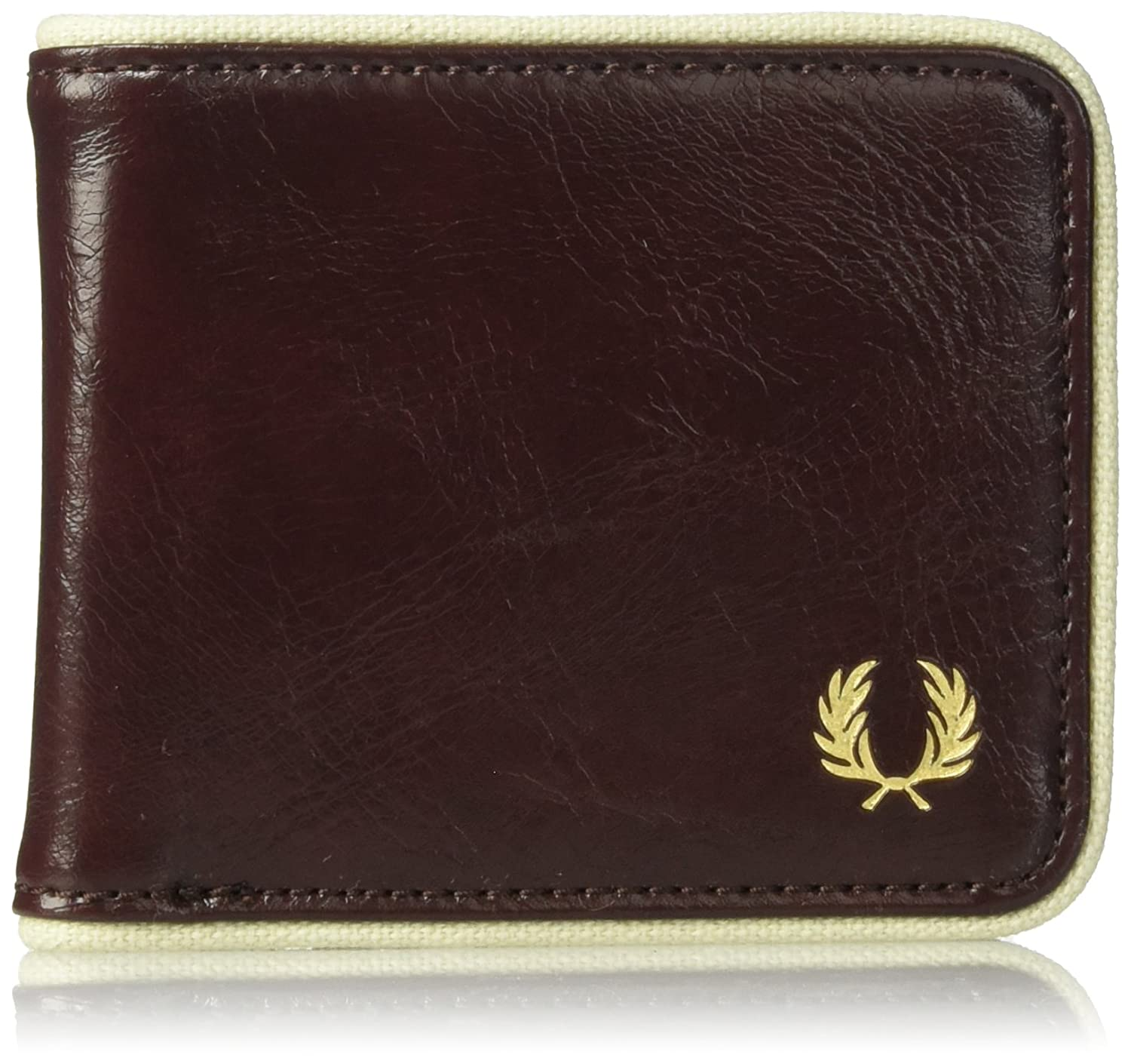 Fred Perry Men's Classic Billfold Wallet, L2234