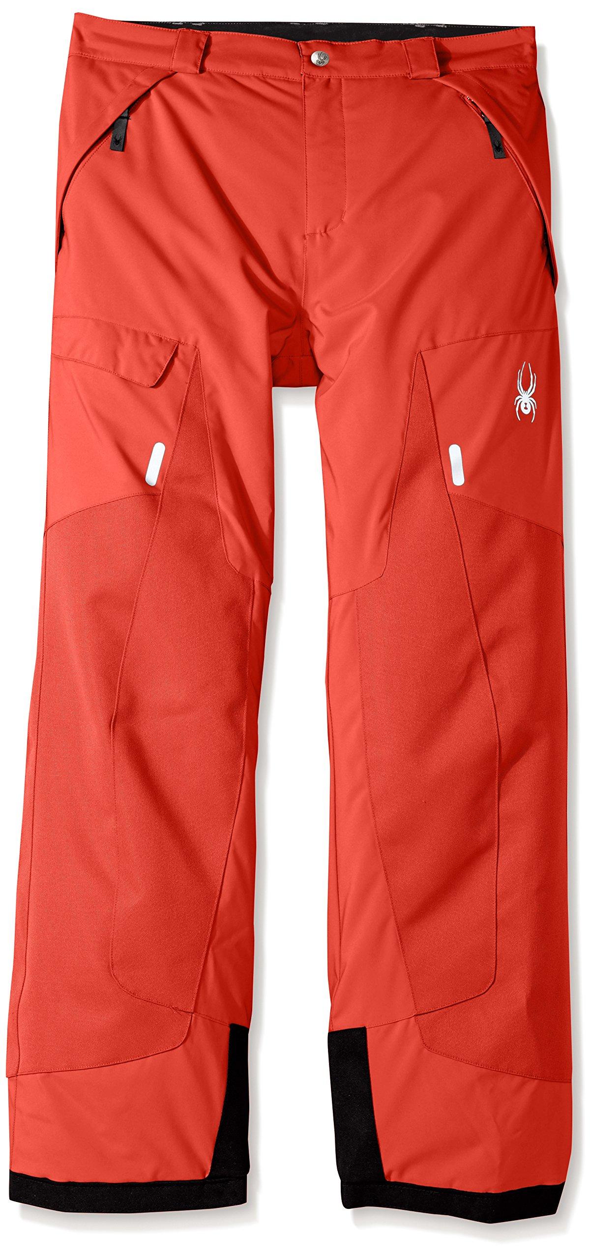 Spyder Boy's Action Ski Pant, Burst, Size 14