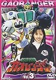 百獣戦隊ガオレンジャー VOL.3 [DVD]