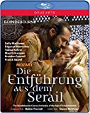 Mozart:Die Entfuhrung aus dem serail [The Glyndebourne Orchestra; Orchestra of the Age of Enlightenement ] [Opus Arte: BLU RAY] [Blu-ray]