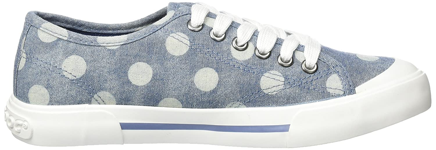 Rocket Dog Blau Damen Jumpin Sneaker Blau Dog (Blau) d8eee1