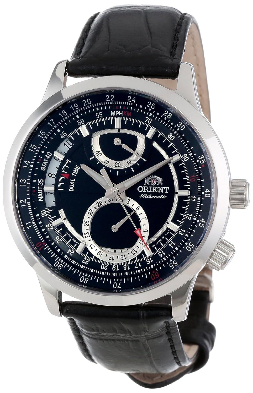 21bb9e4212700 Amazon.com  Orient Men s CDH00001B Explorer Power Reserve Meter Watch   Watches