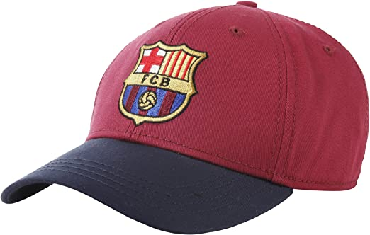 Official Football Merchandise - Gorra oficial FC Barcelona Modelo ...