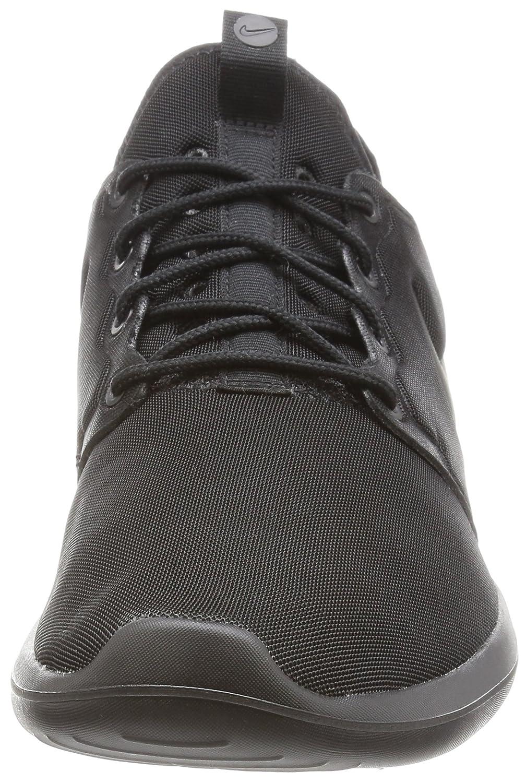NIKE Men s Negro Roshe B00JPQ5ZGY/ Two Running Shoe Negro/ Negro