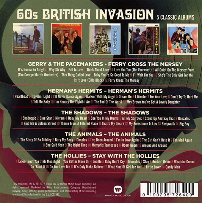 5 Classic Albums: 60s British Invasion