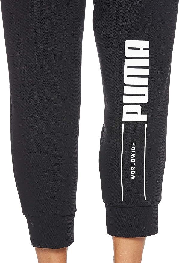 PUMA Nu-tility Sweat Pants Chándal, Mujer: Amazon.es: Ropa y ...