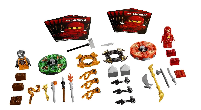 amazoncom lego ninjago weapon pack 9591 toys games