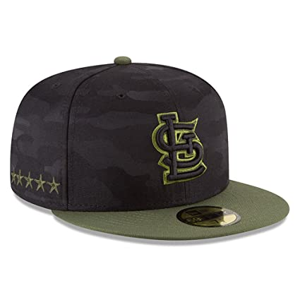 f8ec5fa03af ... greece new era st. louis cardinals 2018 memorial day 59fifty on field fitted  hat 7